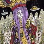 «Libra» de Anita Inverarity