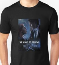 The X-files Poster s11 Unisex T-Shirt