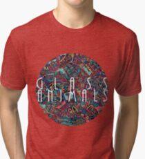51db10c03 Glass Animals Tri-blend T-Shirt
