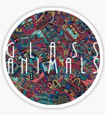 Glass Animals Sticker
