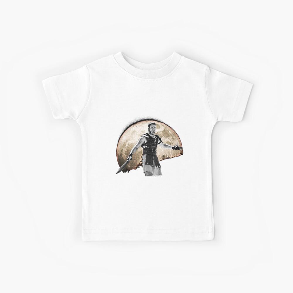 Maximus Decimus Meridius Kids T-Shirt