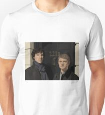"""221B"" Unisex T-Shirt"