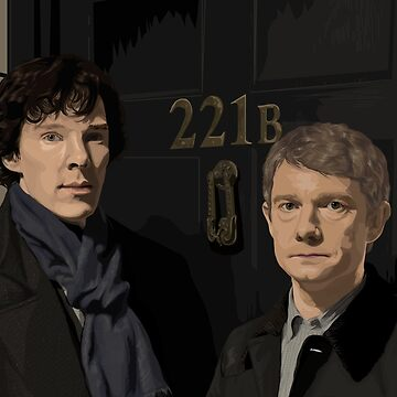 """221B"" by jomorley"