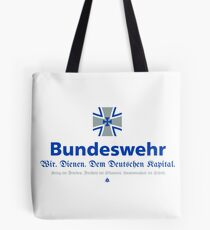 armed forces Tote Bag