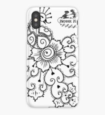 Henna Harpy Peacock  iPhone Case/Skin