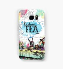 Alice in Wonderland - Tea Time Samsung Galaxy Case/Skin