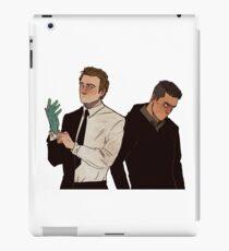 Elliot & Tyrell iPad Case/Skin