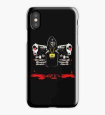 NWO POLICE iPhone Case/Skin