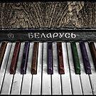 Belarus Piano by steeber