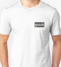 McDonald's Spoof Employee Underachiever badge Unisex T-Shirt