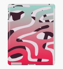 Double Reality (Red Flavor) iPad Case/Skin