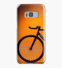 Track Bike Samsung Galaxy Case/Skin
