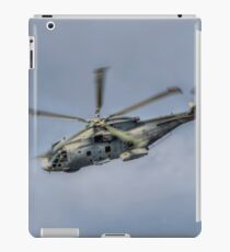 Royal Navy Merlin Helicopter iPad Case/Skin
