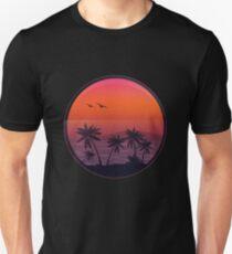 PANAMA BEACH SUNSET Unisex T-Shirt