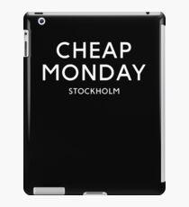Cheap Monday iPad Case/Skin