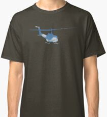 Helicopter Sky Classic T-Shirt