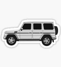 Mercedes-Benz  G Wagon - side Sticker