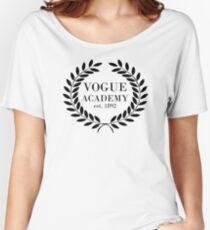 Vogue Academy Women's Relaxed Fit T-Shirt