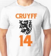 Johan Cruyff 14 Unisex T-Shirt