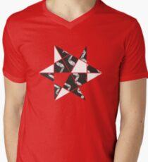 Halycon Mens V-Neck T-Shirt