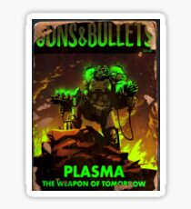 Guns and Bullets #09 Sticker