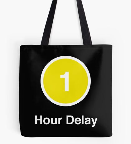 Another Delay Tote Bag