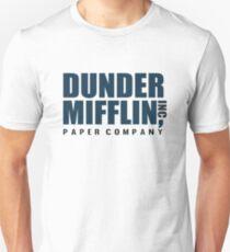 Dunder Mifflin - The Office - Logo  T-Shirt