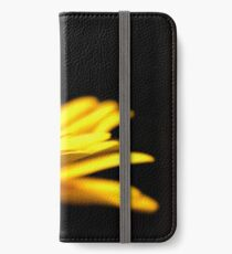 Cheery yellow  iPhone Wallet/Case/Skin