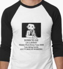 Meme Inhabitant Shirt Baseball ¾ Sleeve T-Shirt