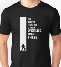 The Dark Tower Worlds white Unisex T-Shirt