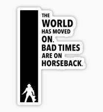 The Dark Tower Time Sticker