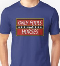 Only Fools And Horses Funny British TV Show Shirts Unisex T-Shirt