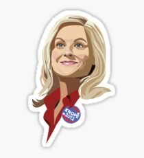 Vote Knope! Sticker