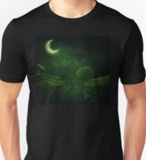 countryside at night T-Shirt