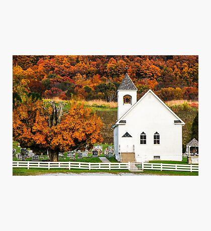 Goddard Church Photographic Print