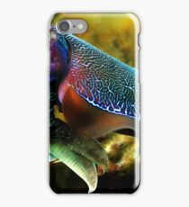 Psychedelic Cuttlefish iPhone Case/Skin