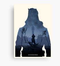 Dishonored Canvas Print