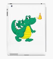 Happy Luck Dragon iPad Case/Skin