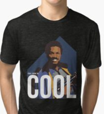 Yeah, I know I'm cool - colour Tri-blend T-Shirt