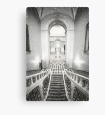 Ohio State House Photography Canvas Print