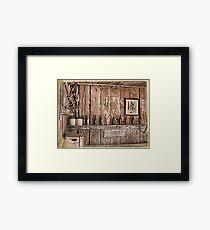 Langtree Saloon Framed Print