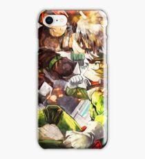 Bakugo & Izuku iPhone Case/Skin