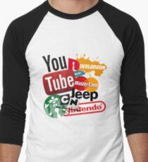 Logo Sticker Mashup Collage  T-Shirt