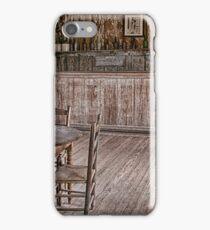 Saloon in Langtree iPhone Case/Skin