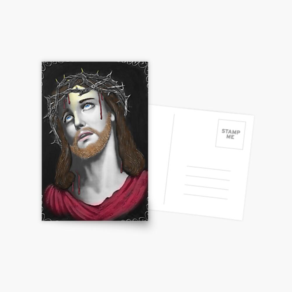 Artful Jesus Postal