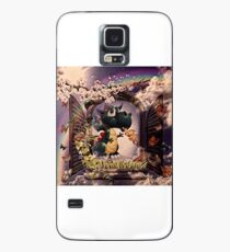 Draco the Dragon abstract in window Case/Skin for Samsung Galaxy