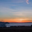 December Sunrise and Seven Sisters by Sue Robinson