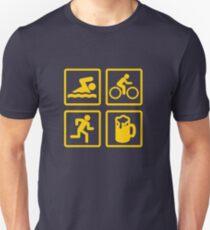 TRIATHLON FUN Unisex T-Shirt