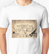 Tammy In Independence Hall Unisex T-Shirt