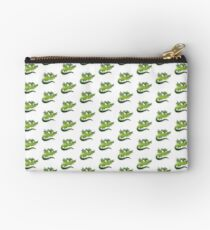 Green flying Dragons Studio Pouch